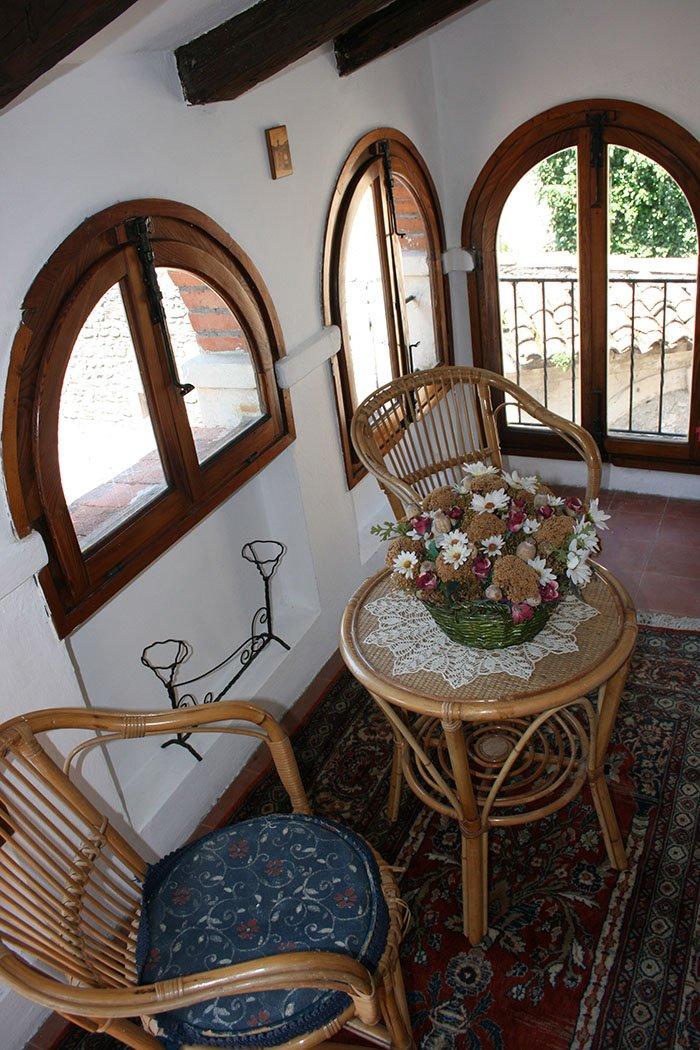 Veranda Casa di Gaia